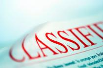 Image of Online Classified Ads